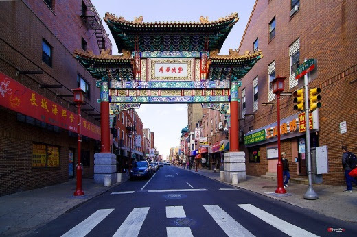 Philadelphia, Chinatown 013