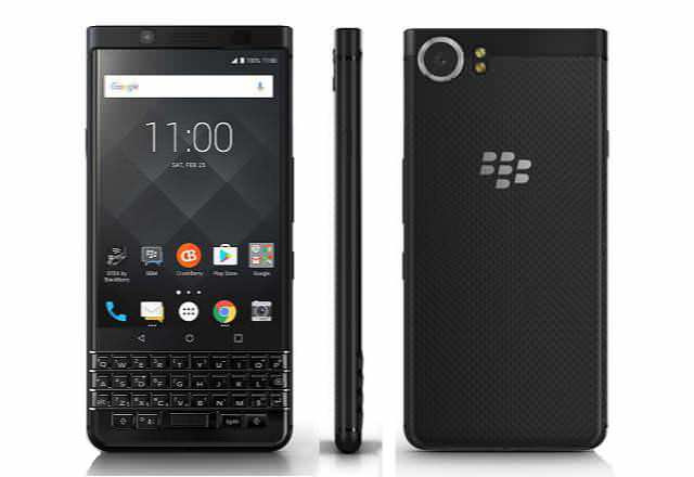 BlackBerry KEYone Officially Comes to India with Dual SIM, Android 7.1.1