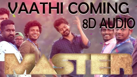 vaathi coming master  audio thalapathy vijay