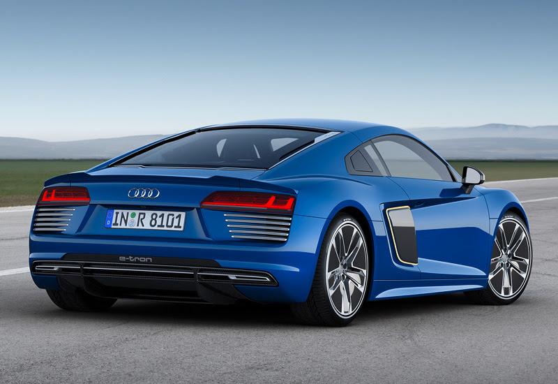 2015 Audi R8 E-tron - specifications, photo, price ...