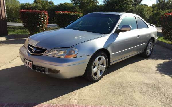 Acura Cl Type S 2001 For Sale