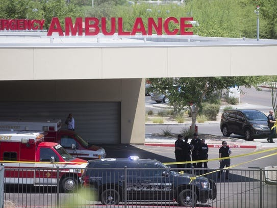 Private Officer Breaking News Man Commits Suicide At