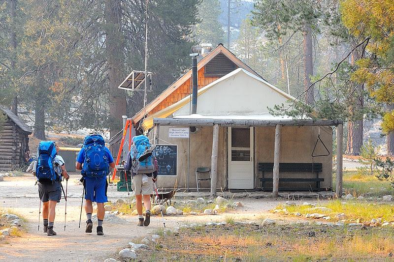 DSCN4234 Merced Lake High Sierra Camp, Yosemite National Park