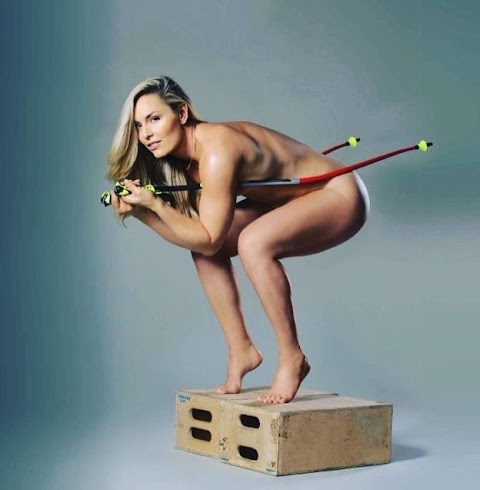 Lindsey Vonn Nude Pictures Exposed (#1 Uncensored)