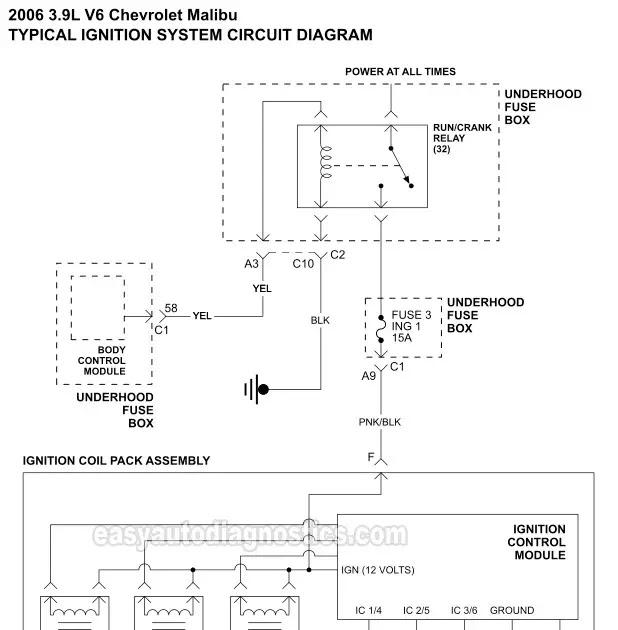 30 Unique 2006 Impala Starter Wiring Diagram