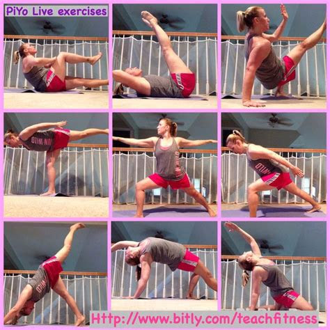 piyo images  pinterest exercises  fit