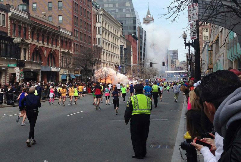 2013-04-15 Boston Marathon Explosions