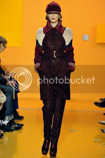 Kenzo fall winter 2012/13 runway show
