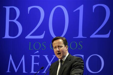 David Cameron vicious jibes