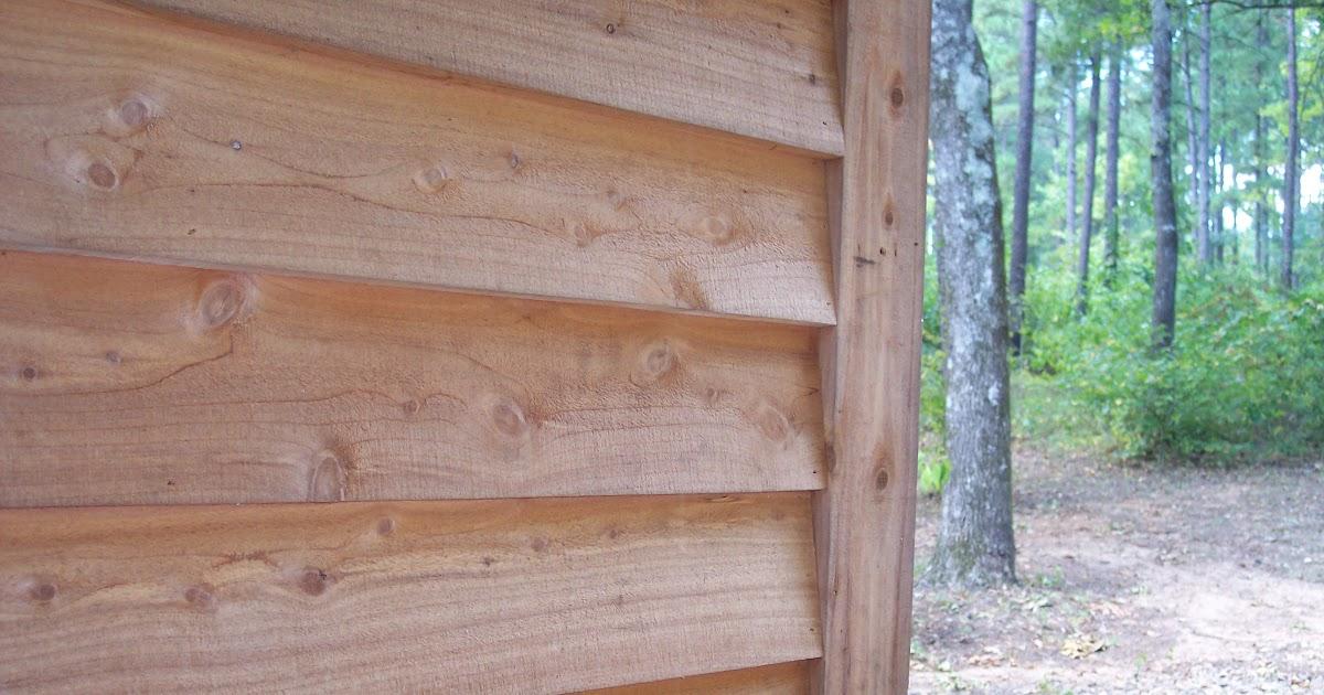 How To Install 6 Inch Cedar Wood Planks Siding Clerk