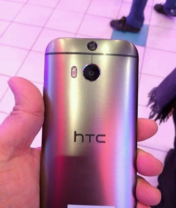 New HTC M8 (Or Possibly M8 Mini) Leak Reiterates Dual Rear Cameras And Virtual Navigation Buttons