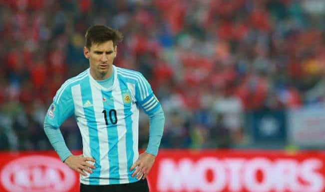 Lionel Messi family attacked, brother hit by Chile fans in ...