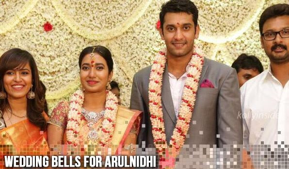 Arulnidhi engaged to Keerthana