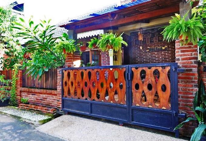 Rumah Minimalis Unik Dari Kayu | Ide Rumah Minimalis