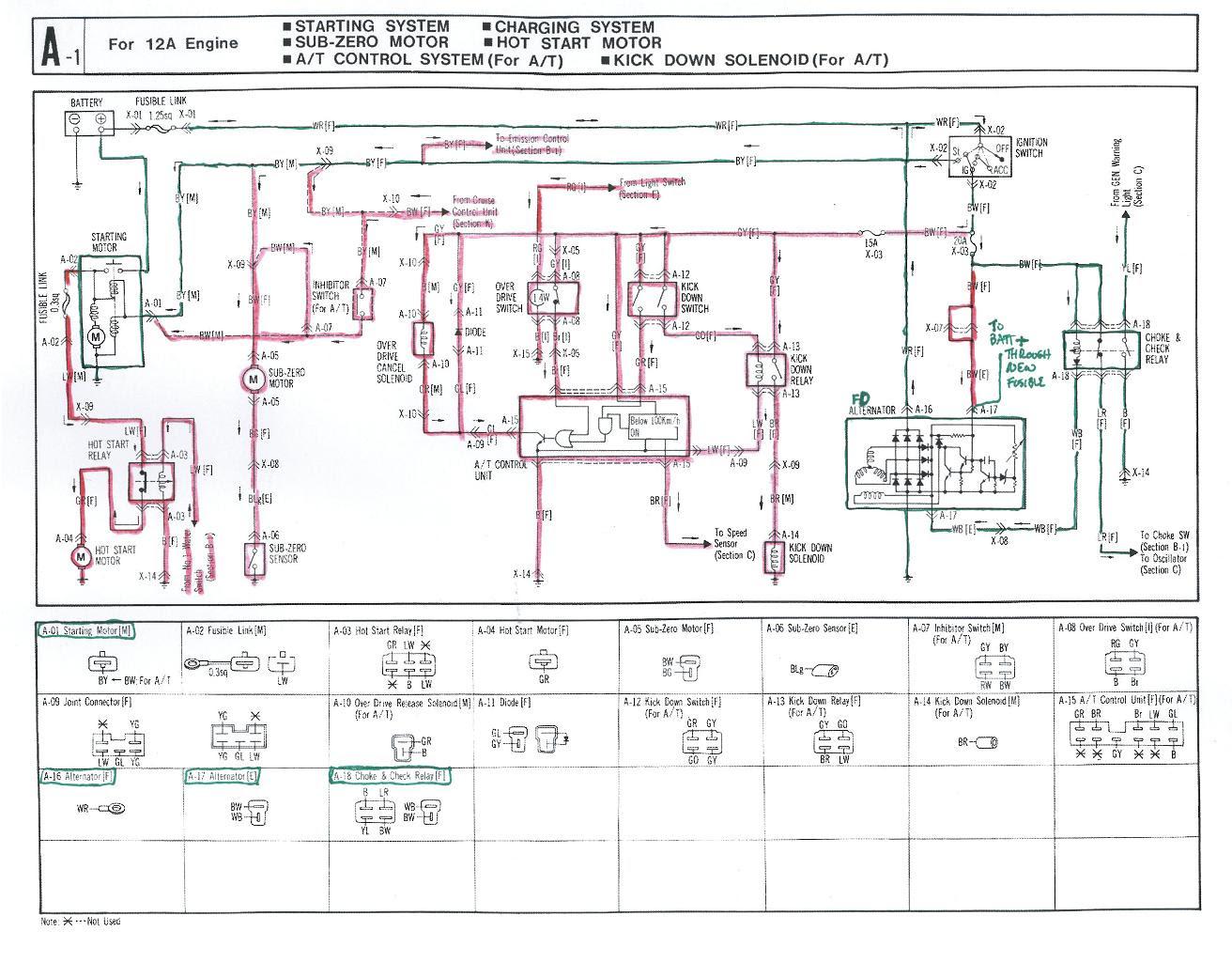 2000 Sterling Truck Wiring Diagram