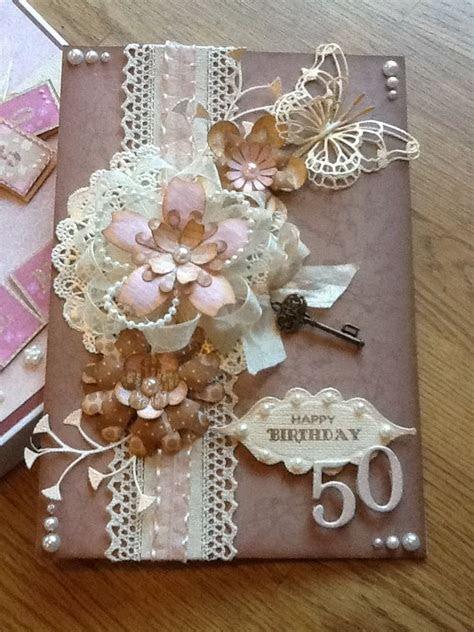Best 25  50th birthday cards ideas on Pinterest   50