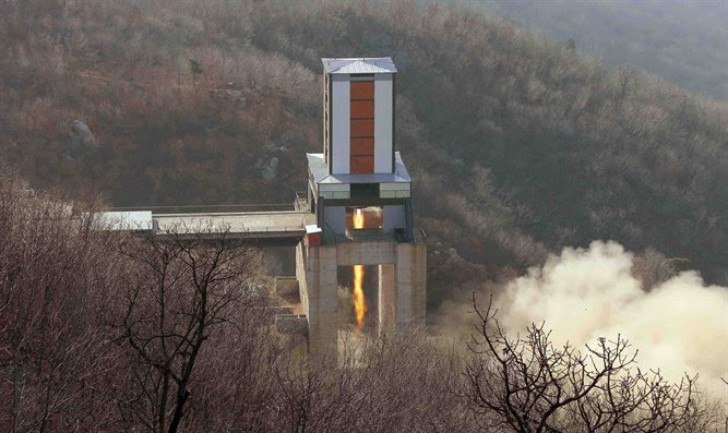 ICBM engine tested at Sohae Space Center