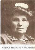 Annice <i>McArthur</i> Frandsen