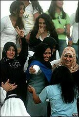 kuwaiti women get vote