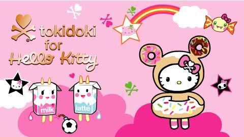 Hello Kitty Cutenessoverload