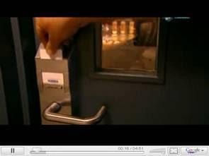 Khóa cửa điện tử video