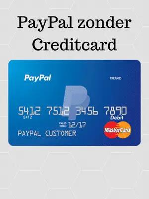 Paypal Zonder Creditcard Paypal Met Ideal Hoe Werkt Dat