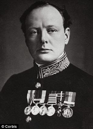 1914-1920 --- Original caption: As First Lord of the Admiralty in World War I, Churchill mobilized the British grand fleet without Cabinet authority, risking his job