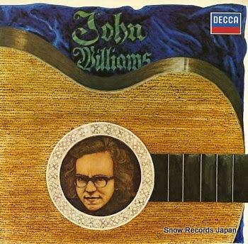 WILLIAMS, JOHN bach; suite nr.3 c-dur