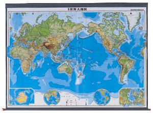 新日本教文株式会社教文オリジナル地図シリーズ