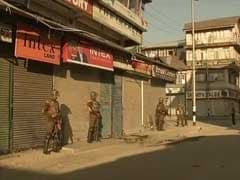 Shutdown In Kashmir Against Arrest Of JNU Students, SAR Geelani