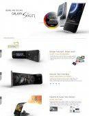Samsung Flexible AMLOED Galaxy Skin Android Smartphone