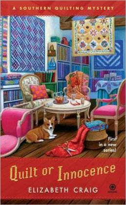 Quilt or Innocence (Southern Quilting Mystery Series #1)