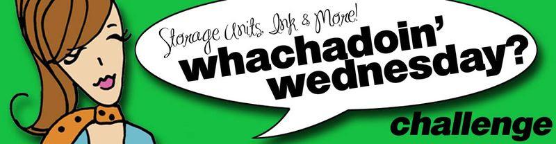 Whachadoin wednesday logo_300