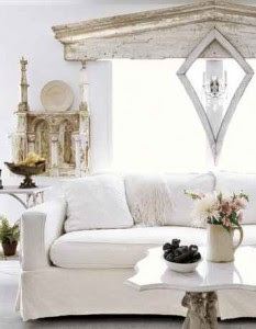 Shabby Chic Living Room » Room Decorating Ideas