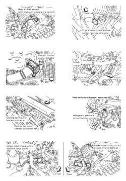 | Repair Guides | Component Locations | 3.5l (vq35de) V6