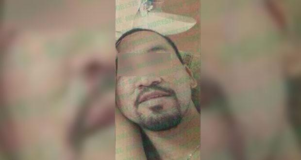"""""""El Verde"""", quien sería jefe de plaza de una célula delictiva que operaba en Martínez de la Torre."""