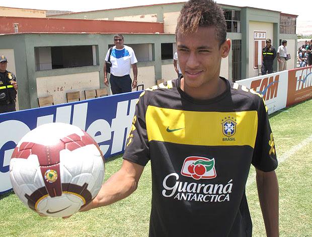 Neymar seleção sub-20