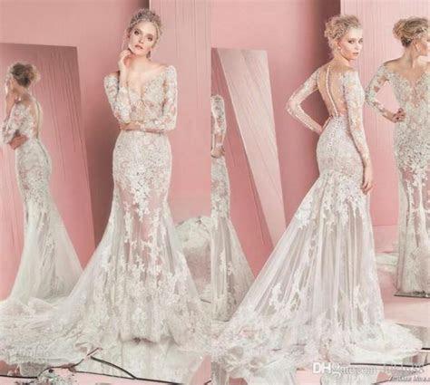 Zuhair Murad Bridal Spring 2016 Wedding Dresses Long