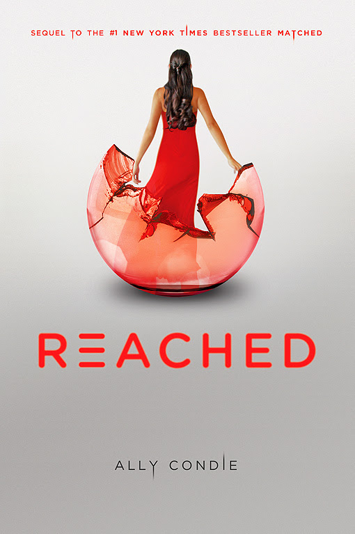 Reached Matched Trilogy Book 3 Ally Condie