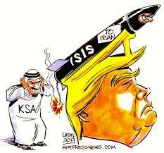 USA : L'Etat Profond aligne ses Fous de Guerre…