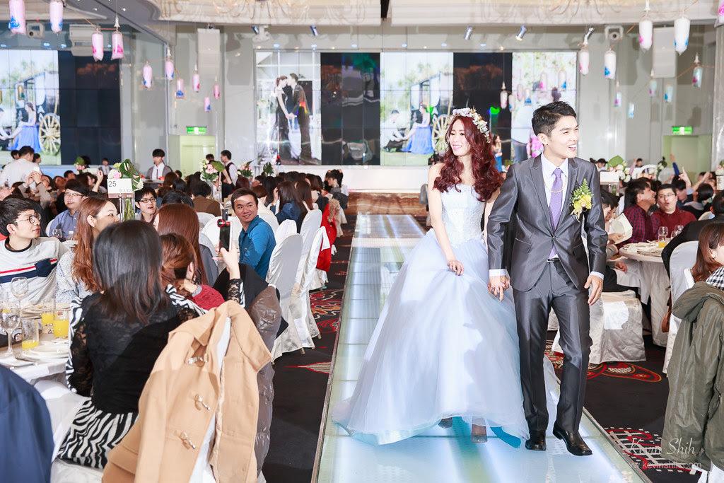 林酒店全球廳婚宴-30