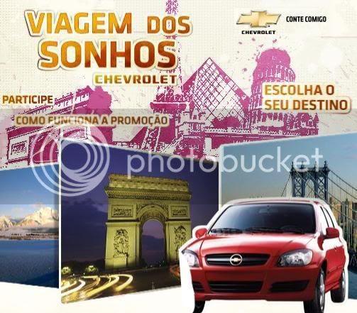 Chevrolet - Viagem dos Sonhos