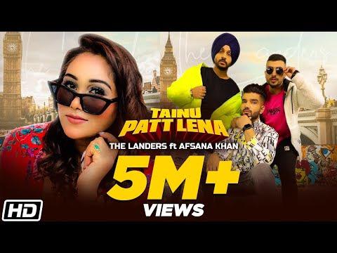 Tainu Patt Lena   The Landers   Afsana Khan   Rabb Sukh Rakhey   Meet Sehra   Latest Songs 2020