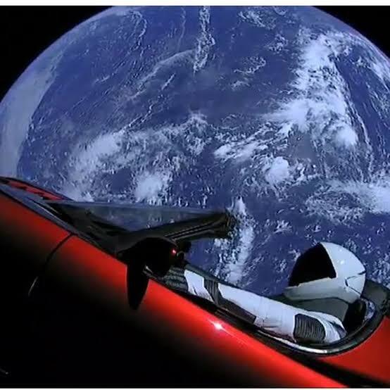 A Car To Eternity