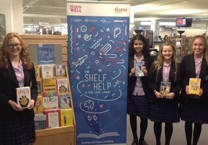 Essex libraries  shelf help