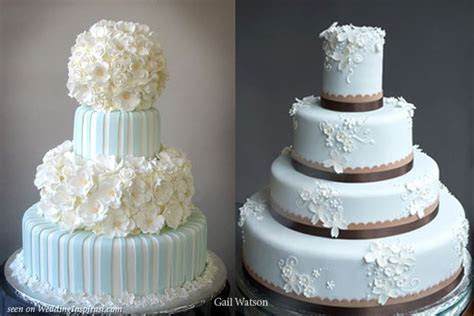 A Simple Cake for Your Wedding   Wedding Inspirasi