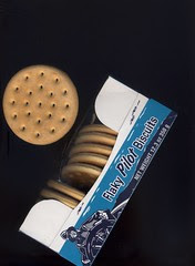 flaky pilot biscuits