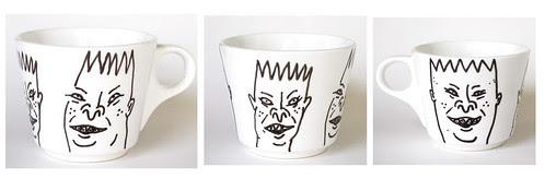 new ugly bart mug