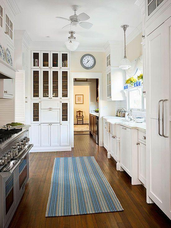 Floor-to-Ceiling Storage