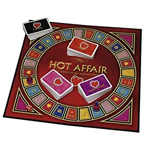 Hot Affair Brettspiel